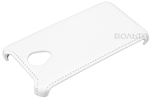 накладка Aksberry для Micromax D320 Bolt white