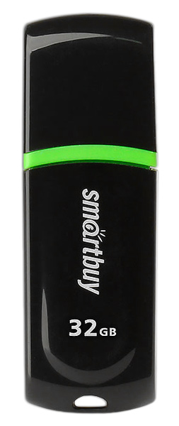 флешка USB SmartBuy Paean 32GB black