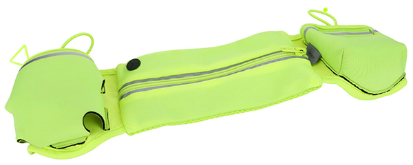 сумка для бега Rock Multifuctional Running Belt green