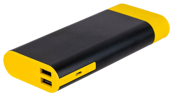внешний аккумулятор Remax Power Bank Youth  RPL-19 10000 mAh black yellow