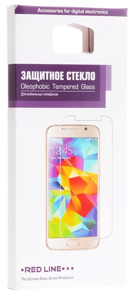 защитное стекло Red Line для Samsung Galaxy A5 (2016) tempered glass