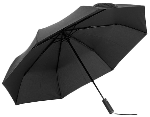 автоматический зонт Xiaomi MiJia Automatic Umbrella black