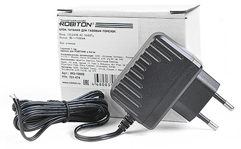 блок питания для газовой колонки Robiton IR3-1000S (без штекера)