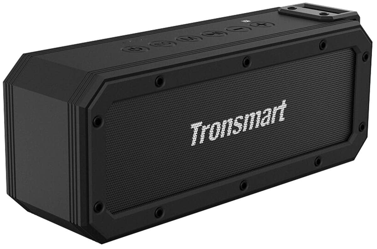 колонка Bluetooth Tronsmart Element Force+ 40W black