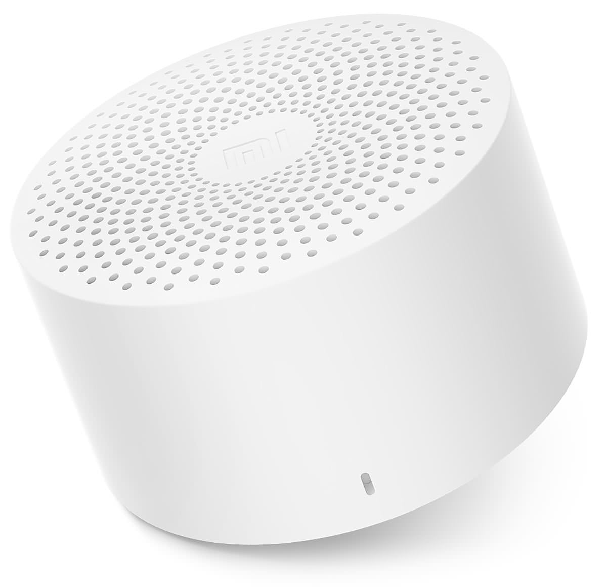 bluetooth динамик Xiaomi AI Speaker  portable version (QBH4121CN) white