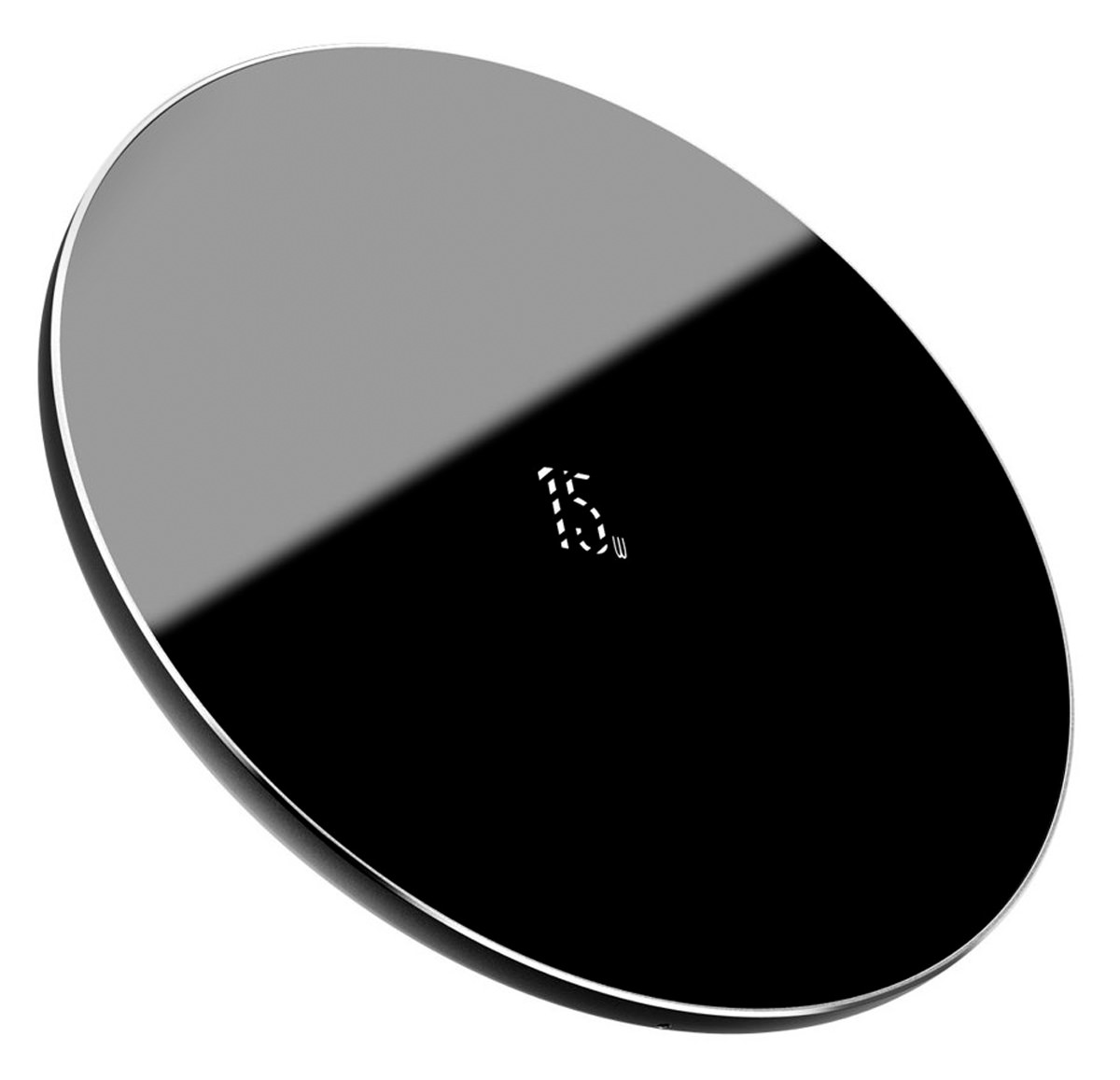 беспроводная зарядка для телефона Baseus Simple Wireless Charger 15W (Updated Version for Type-C) black