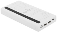 внешний аккумулятор Remax Power Bank Linon Pro RPP-73 20000 mAh white