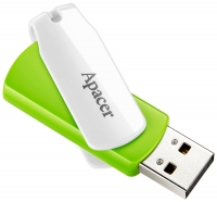 флешка USB Apacer AH335 32GB green