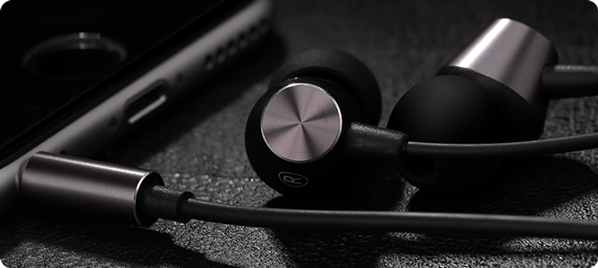 Rock Space Mufree Stereo Earphone